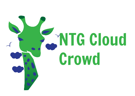 NTG Cloud Crowd Logo